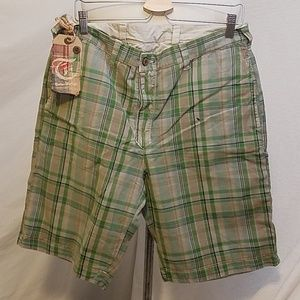 Final NWT TAILOR VINTAGE Reversible Shorts